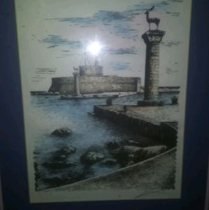 Original Irish Sketch Art